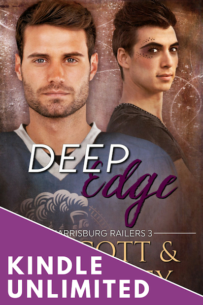 FOCUS ON… DEEP EDGE (RAILERS MM HOCKEY #3) – KINDLE UNLIMITED FOR 90 DAYS ONLY