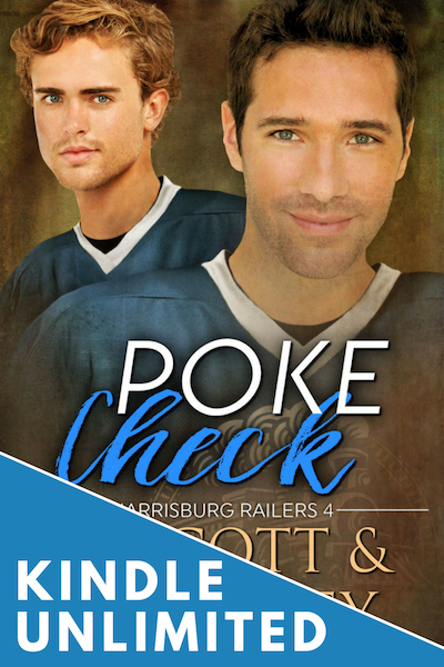 FOCUS ON… POKE CHECK (RAILERS MM HOCKEY #1) – KINDLE UNLIMITED FOR 90 DAYS ONLY