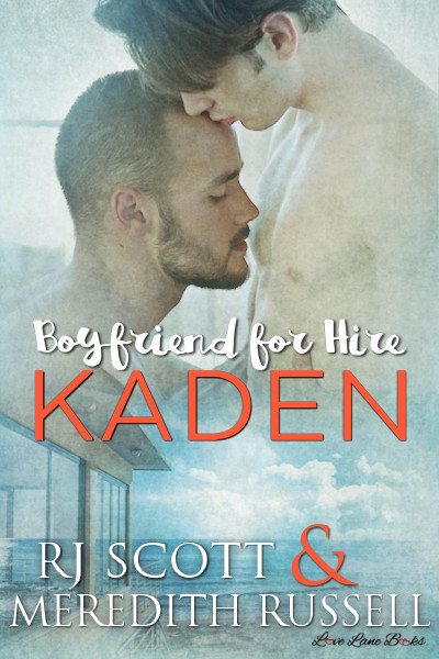 Kaden (Boyfriend For Hire #2) – OUT NOW!