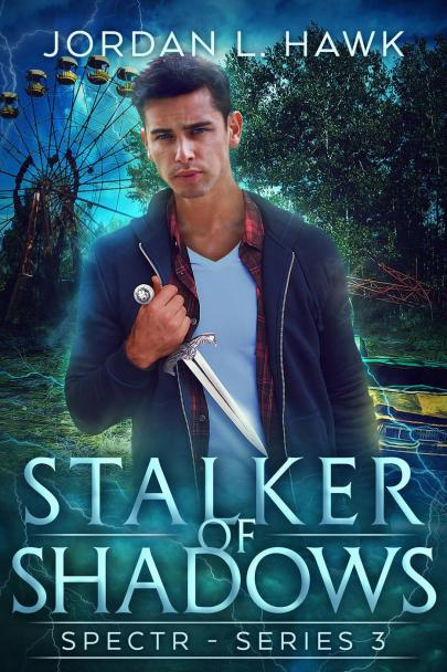 Stalker of Shadows (SPECTR Series 3, #1) – Jordan L Hawk, Review, 5/5