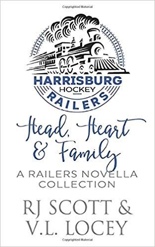 Head, Heart, & Family: A Railers Hockey Novella Collection