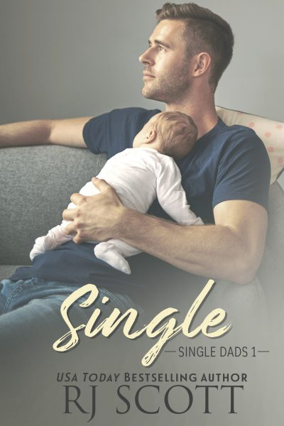 Single, RJ Scott, MM Romance, Gay Romance