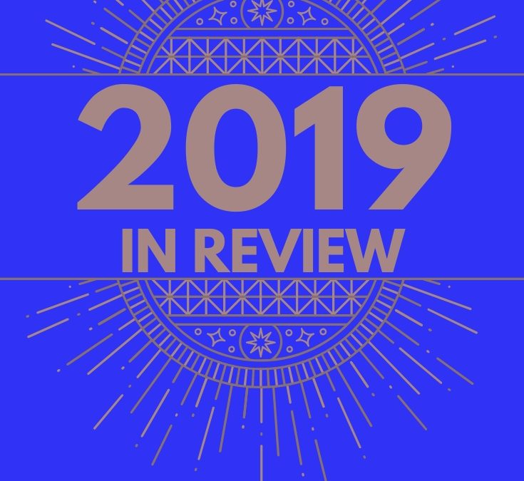 2019 In Review – French Translations & Giveaway!