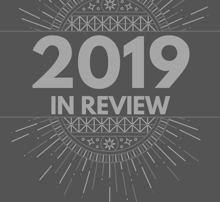 2019 In Review – Audio Books & Giveaway
