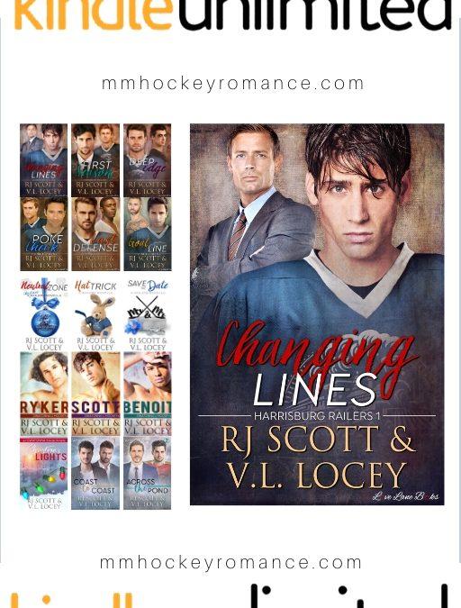 Hockey Romance – Now in KU!
