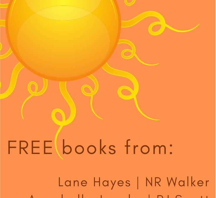 FREE books from six bestselling authors