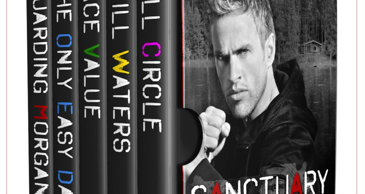 Sanctuary: The Boxed Set: A Gay Action Adventure Romance Series Boxed Set, as well as Kindle Unlimited News