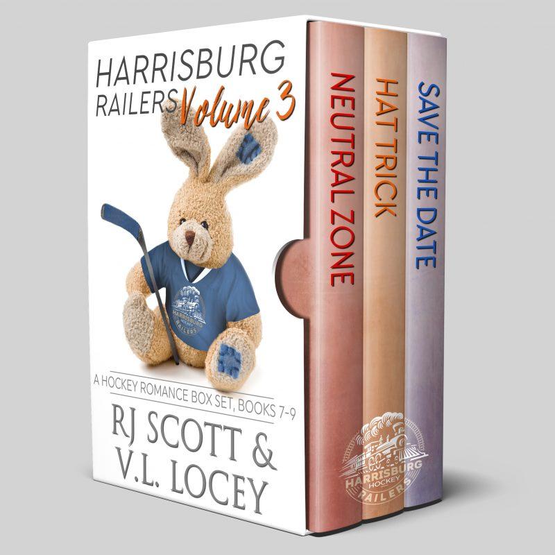 Harrisburg Railers Volume 3