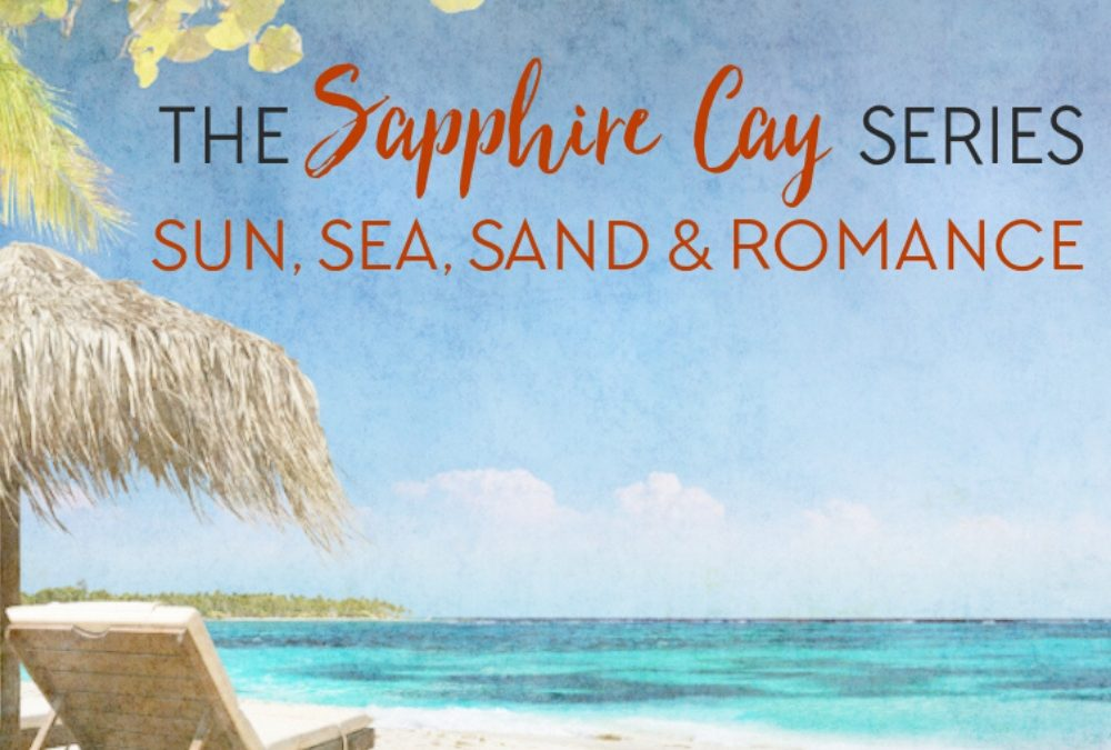Sapphire Cay Volumes 1 & 2 Now in Kindle Unlimited!