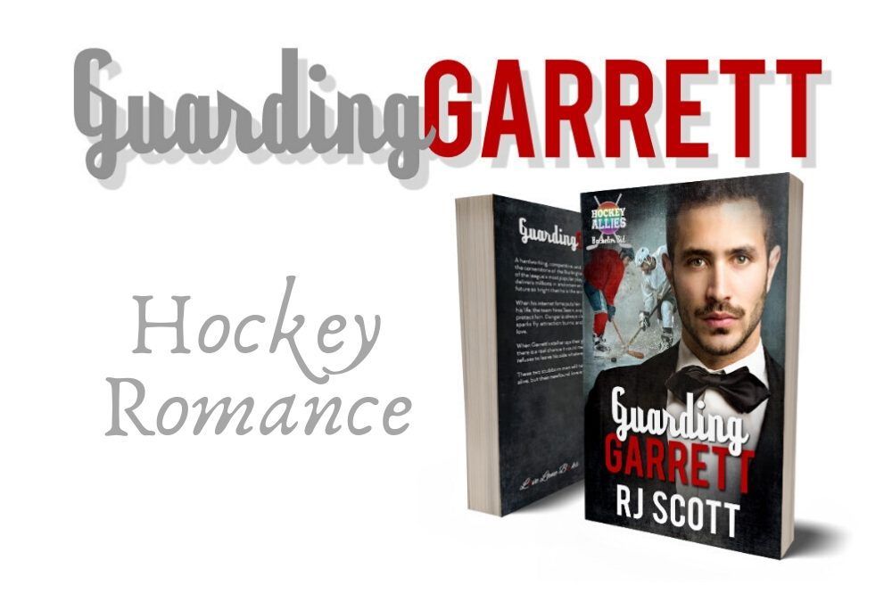 Guarding Garrett (Hockey Allies Bachelor Bid) – OUT NOW!