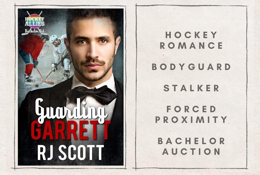 Story Starter: Guarding Garrett, MM Hockey Romance Suspense