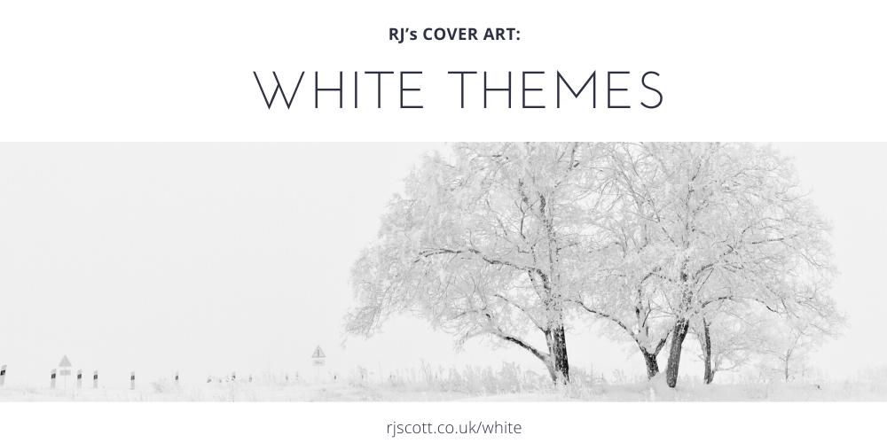 Cover Art Aesthetic – White