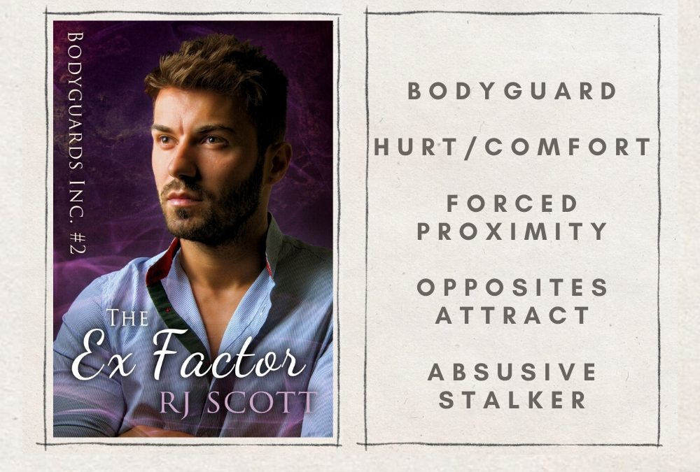 Story Starter: The Ex Factor, MM Bodyguard Romantic Suspense