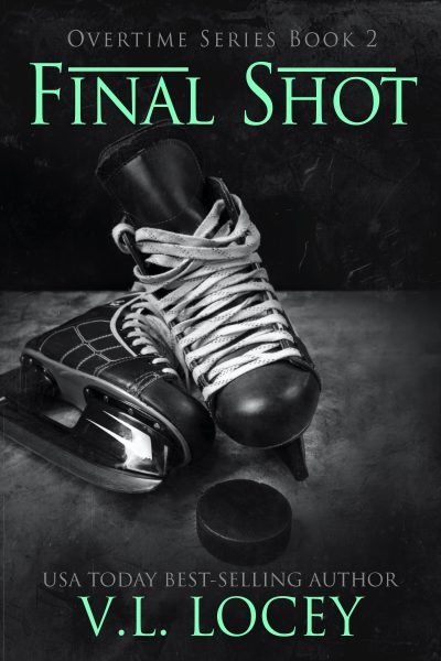 VL Locey - RJ Scott - USA Today Bestselling Hockey Romance Authors