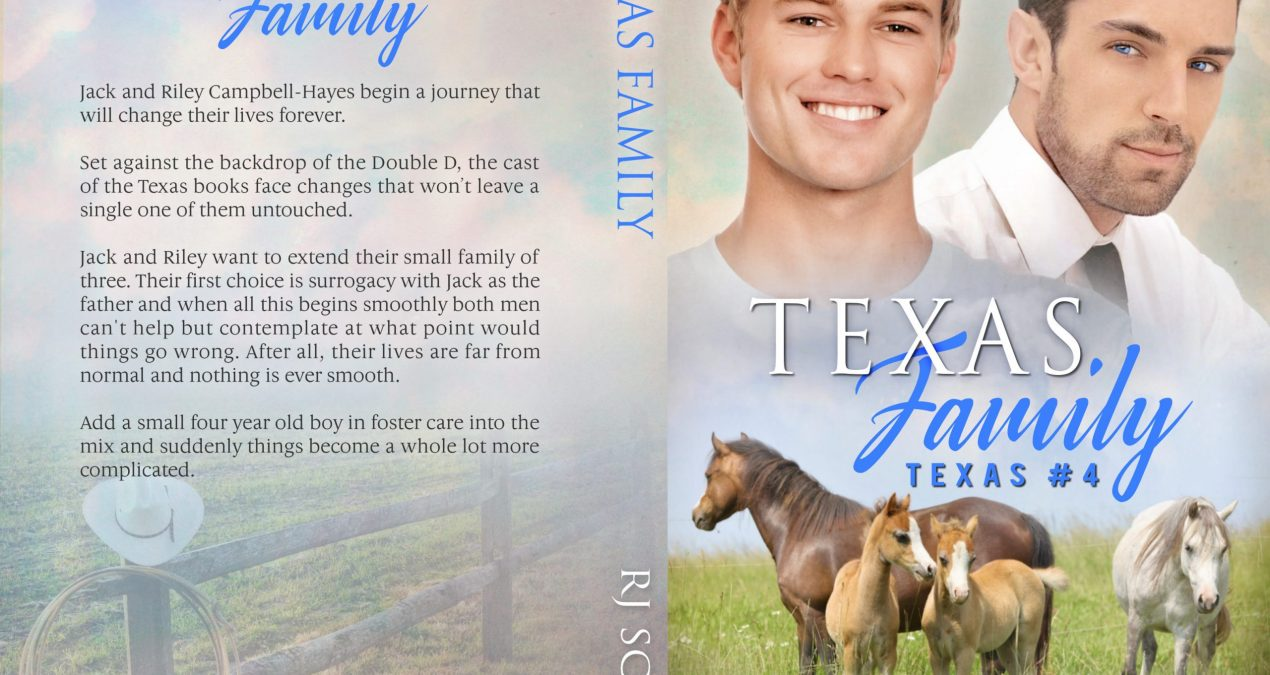 Suggested reading order for Texas & Legacy – now available wide