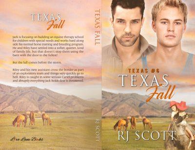 Texas fall RJ Scott, MM Romance, Texas Series
