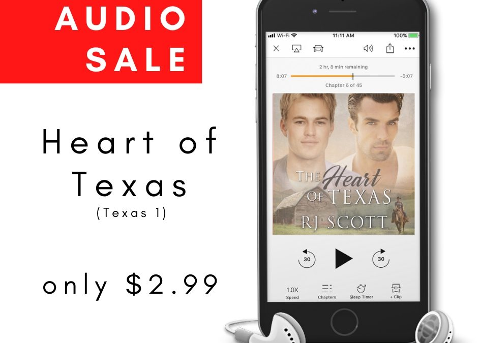 Heart of Texas Audio – SALE only $2.99