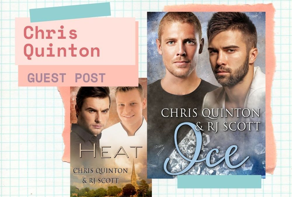 Guest Post – Chris Quinton