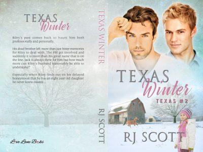 RJ Scott, MM Romance, Texas Series
