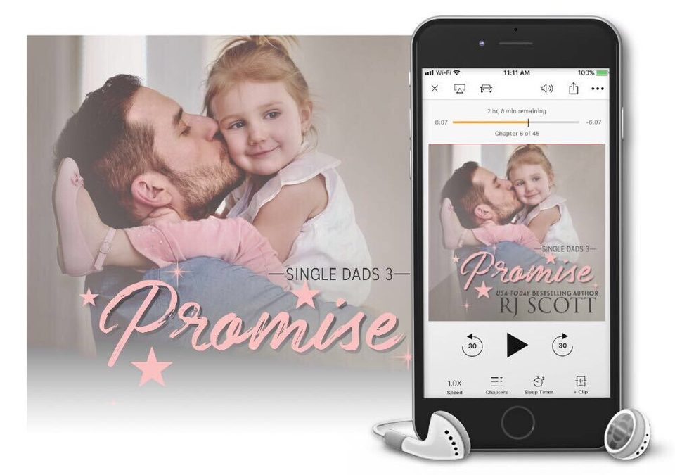 Promise (Single Dads #3) OUT NOW IN AUDIO