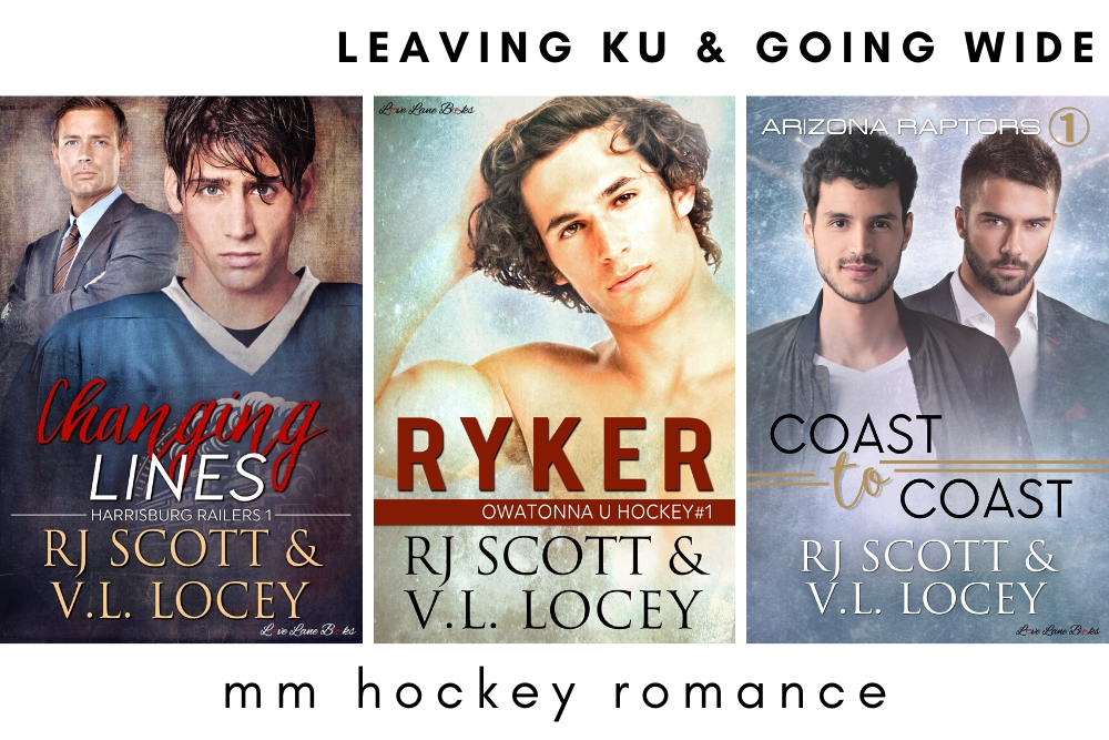 Last chance to get MM Hockey Romance in Kindle Unlimited
