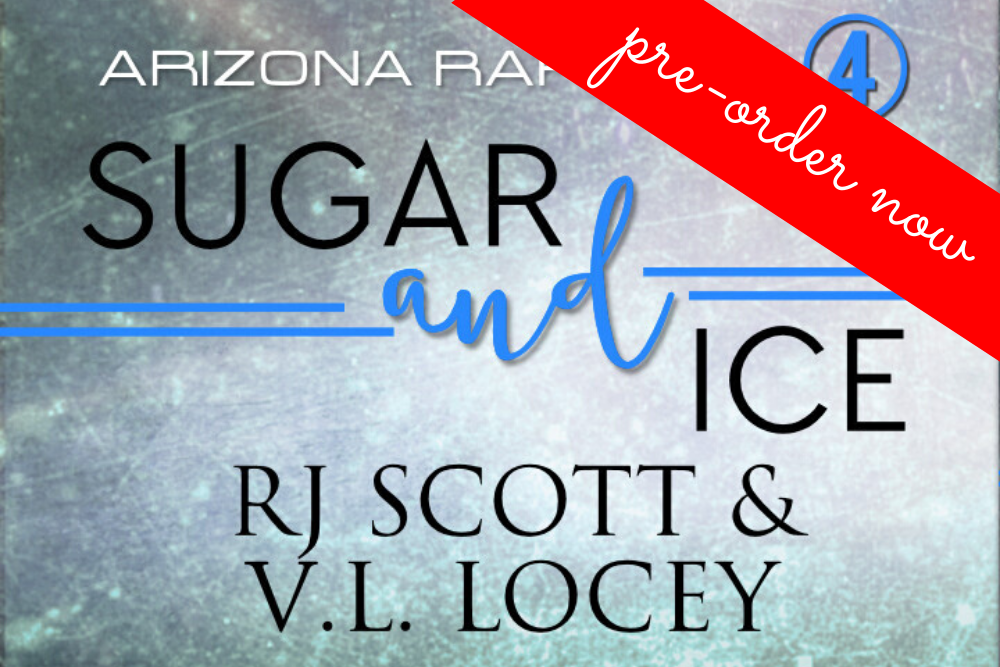 Sugar and Ice (Raptors #4) Pre-Order Available Now!