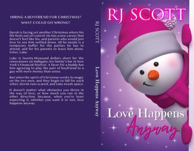 RJ Scott, MM Romance, Christmas