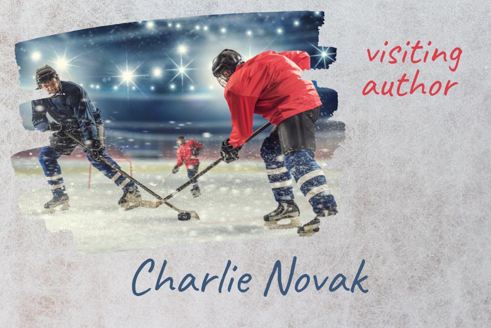 Guest Post & Giveaway – Charlie Novak