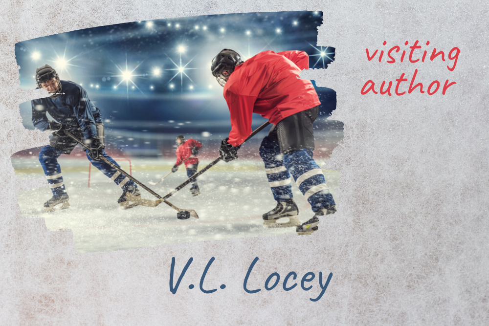Guest Post – V.L. Locey