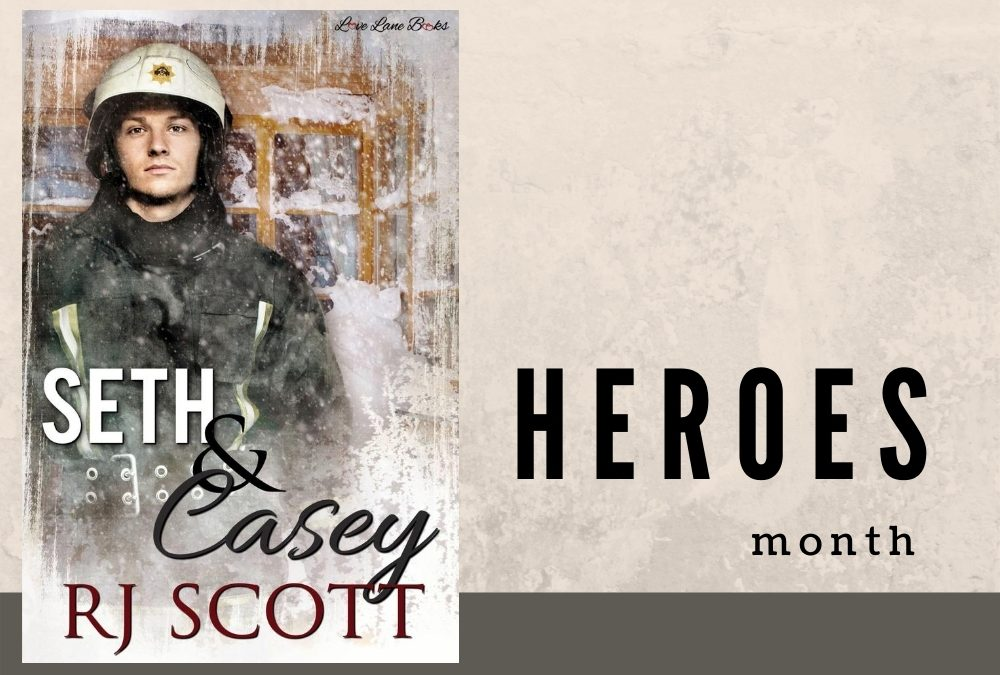Heroes Month – Seth & Casey