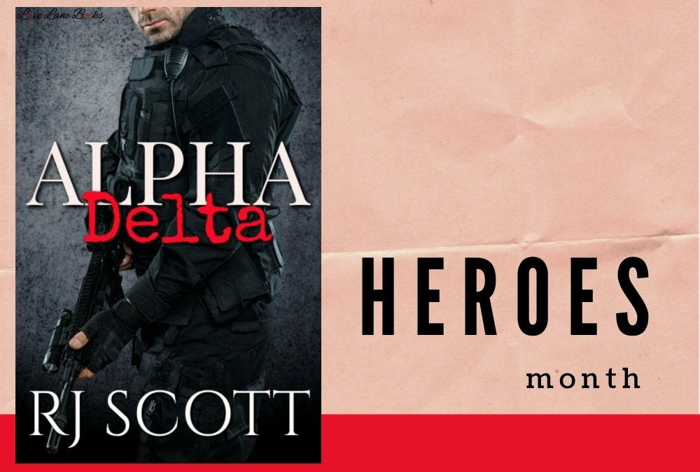 Heroes Month – Alpha Delta