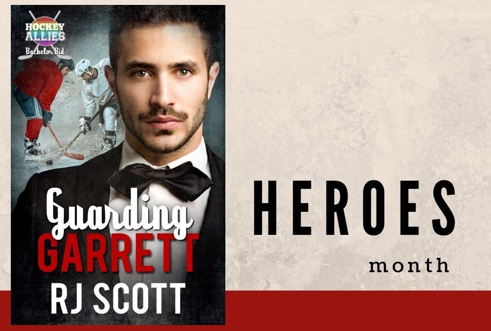 Heroes Month – Guarding Garrett