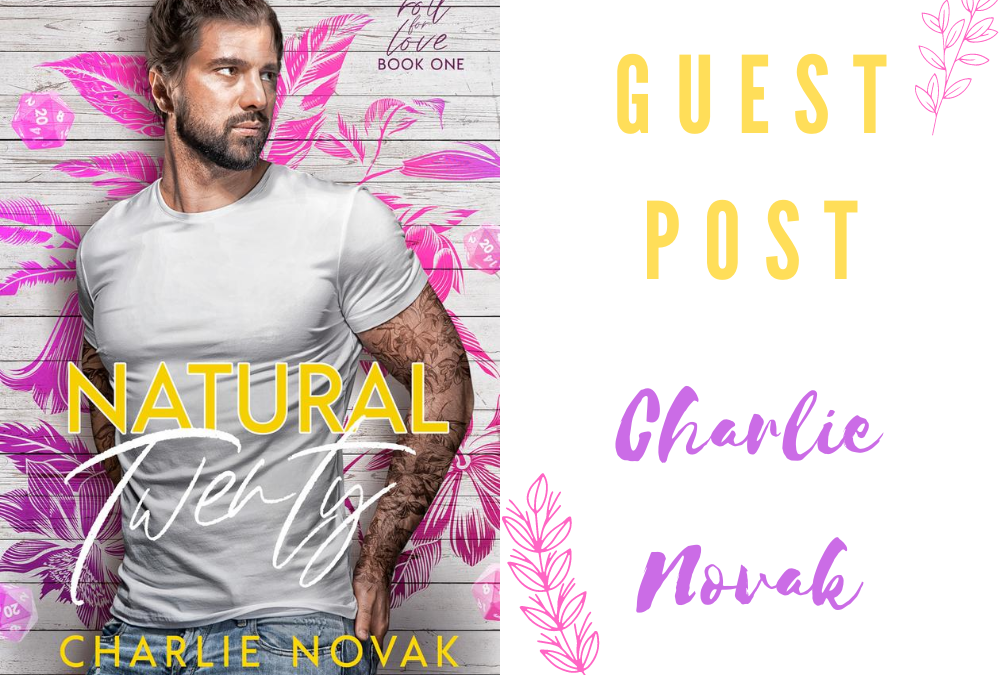 Charlie Novak – Guest Post