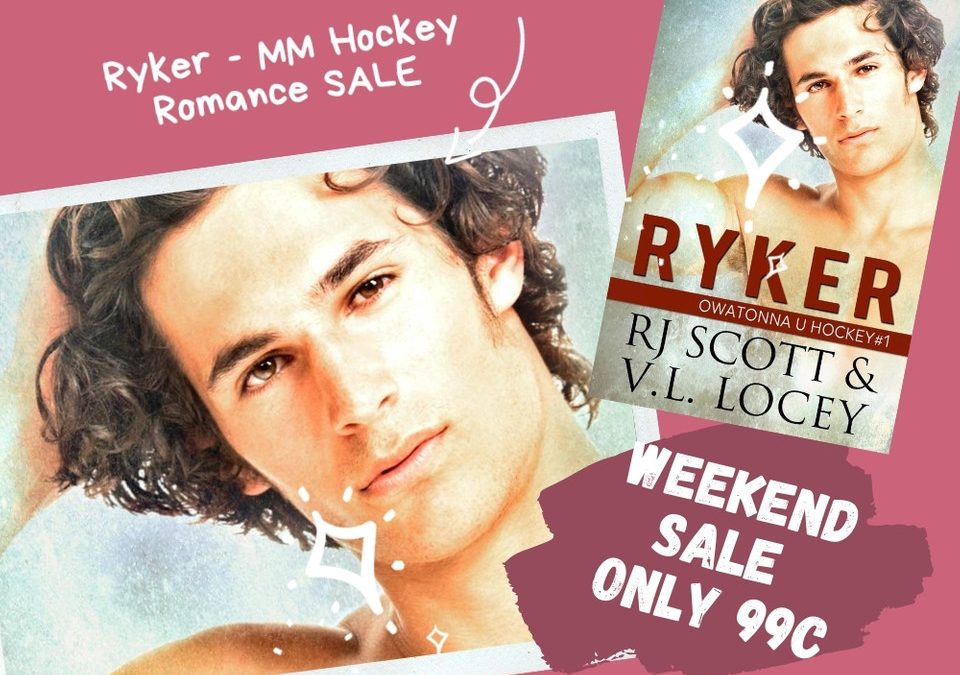 Ryker (Owatonna U #1) – 99c Sale!