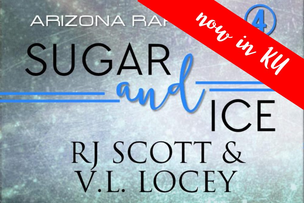 Sugar and Ice (Raptors #4) Now in Kindle Unlimited