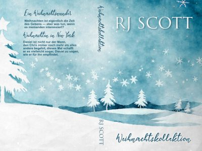 Weihnachtskollektion RJ Scott Paperback MM Romance