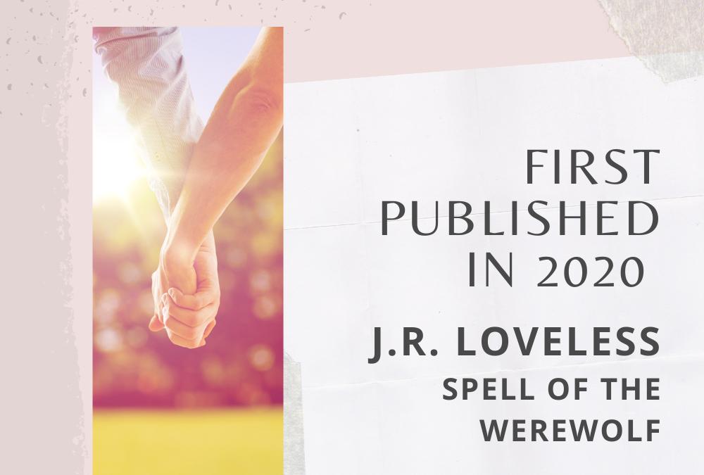 Guest Post & Giveaway – J.R. Loveless