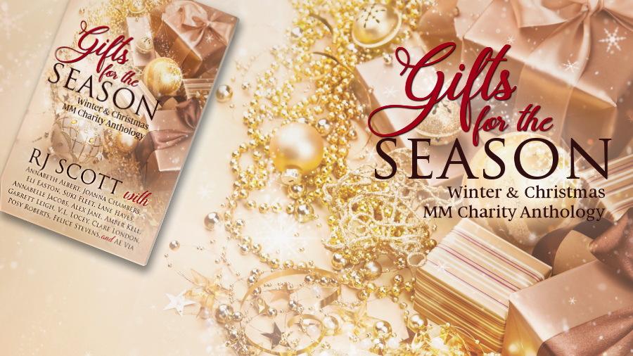 Gifts for the Season – Charity Anthology – Available to pre-order