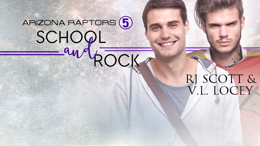 School & Rock (Raptors 5) Out Now