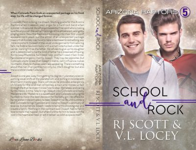 School and Rock - RJ Scott MM Romance Author