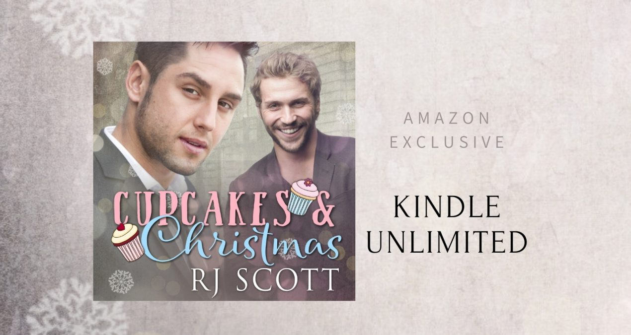 Cupcakes & Christmas is now in Kindle Unlimited