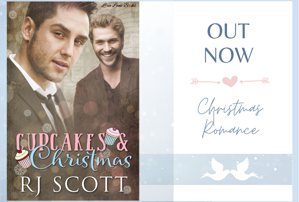 Cupcakes and Christmas – OUT NOW!