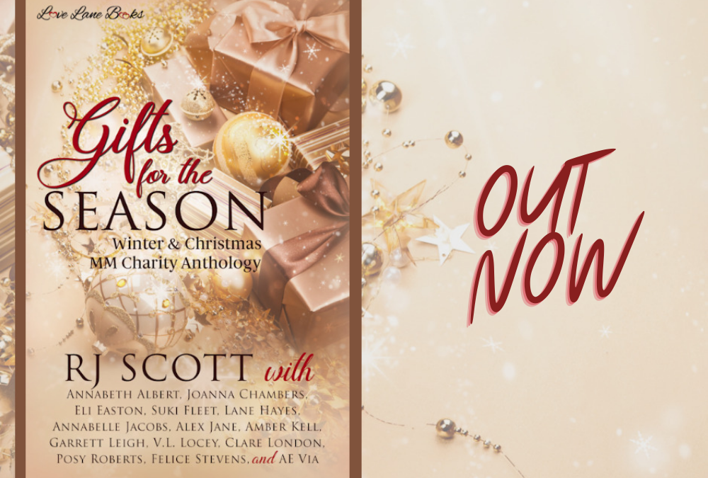 Gifts for the Season – OUT NOW!!