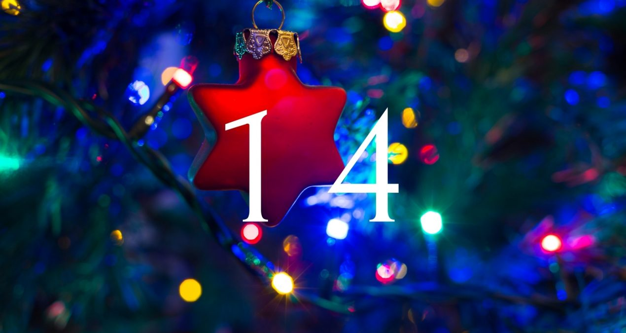 Advent Day 14