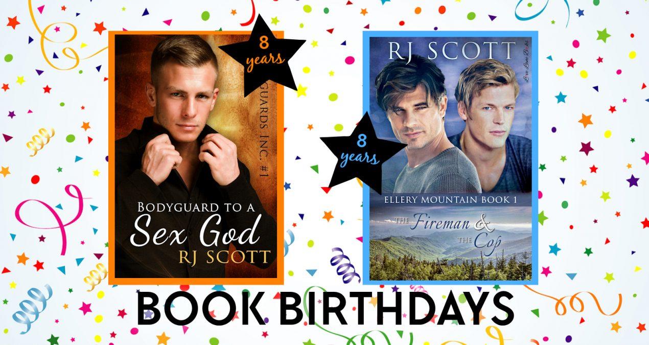 Book Birthdays – January