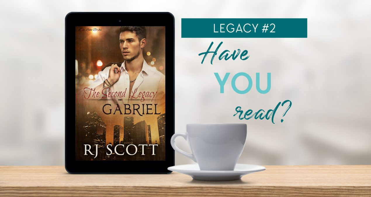 Have you read? – Gabriel (Legacy #2)