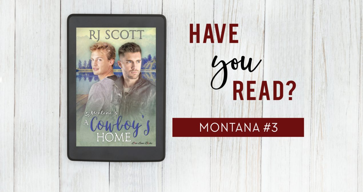 Have You Read? – A Cowboy's Home (Montana Series #3)