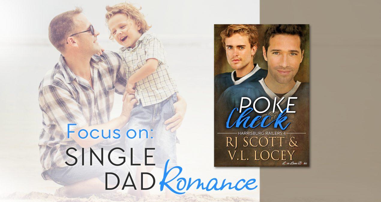 Focus on Single Dads – Poke Check (Railers 4)
