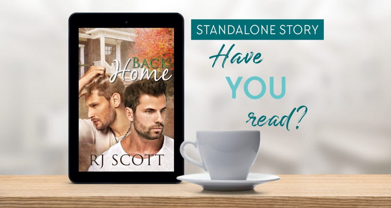 Have You Read? – Back Home
