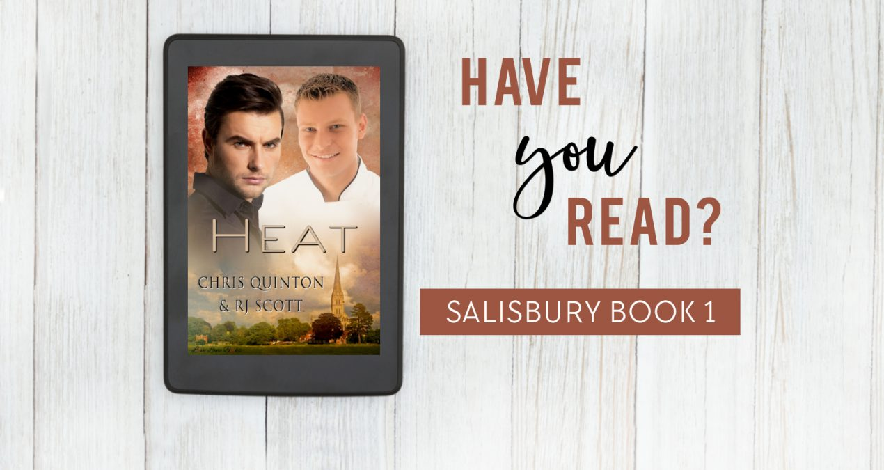 Have you read? – Heat (Salisbury Book 1)